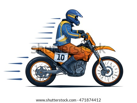 vector illustration of a man