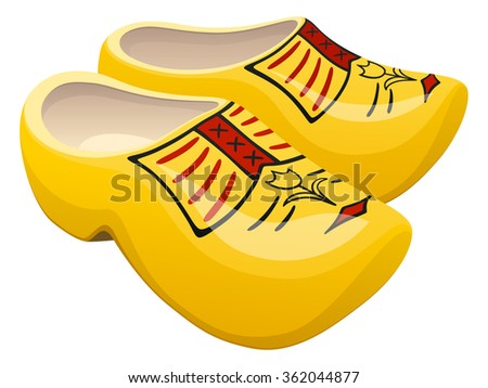 vector illustration of a pair