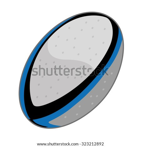 free vector rugby ball | 123freevectors