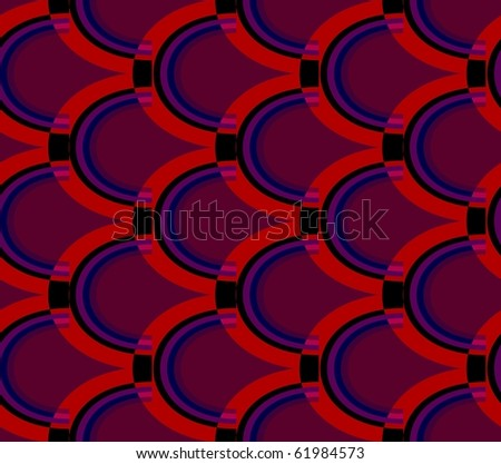 vector illustration of a seamless abstract pattern. eps10