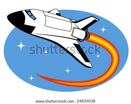 Space Shuttle Cartoon Space Shuttle Clip Art
