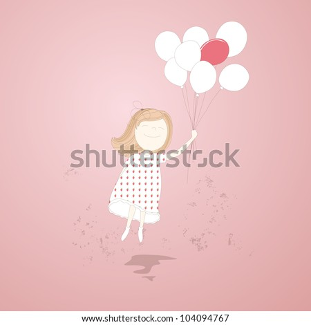 vector illustration of a sweet