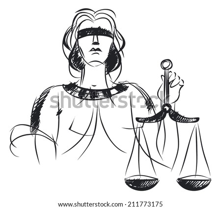 Lady Justice Vectors Download Free Vector Art Stock Graphics Images