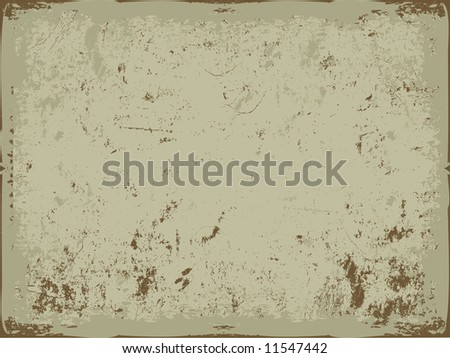 vector illustration of abstract grungy background - stock vector