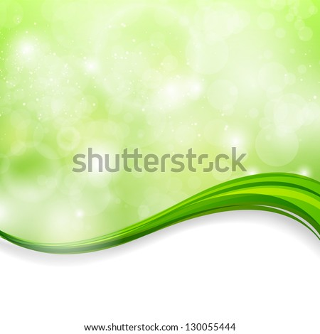 stock-vector-vector-illustration-of-an-abstract-green-nature-background