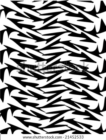 vector illustration of background protector - stock vector