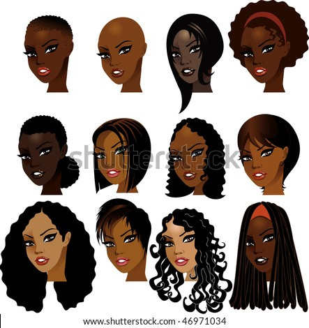 Great for avatars, makeup,