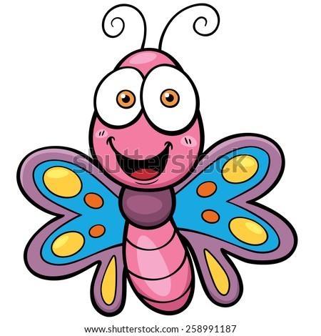 stock-vector-vector-illustration-of-butterfly-cartoon