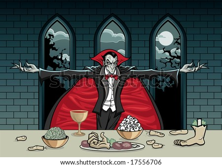 vector illustration of count