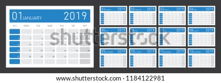 stock-vector-vector-illustration-of-desk-calendar-simple-and-clean-design-editable-and-printable-calendar