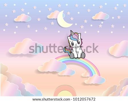 vector illustration of fantasy