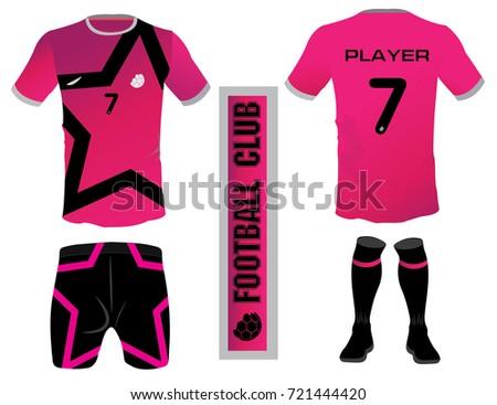 shields soccer jerseys vectors download free vector art stock