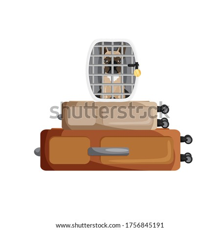 vector illustration of french
