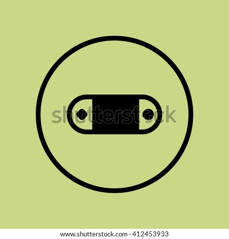 vector illustration of game