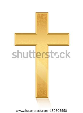 vector illustration of golden