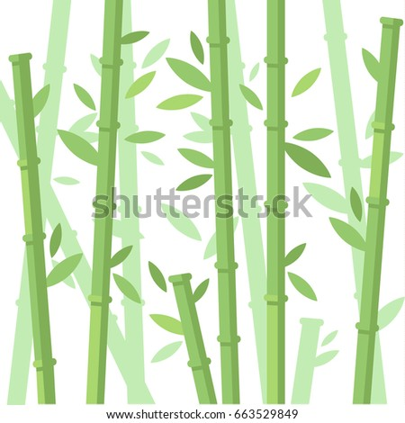 vector illustration of green