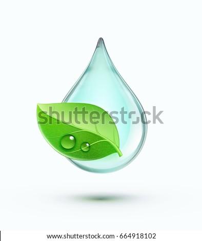 vector illustration of green