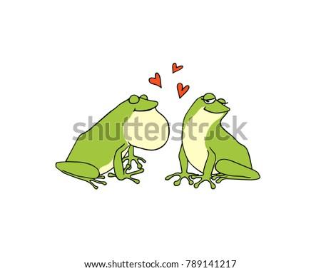 Easy Cute Frog Drawing 72380 Applestory