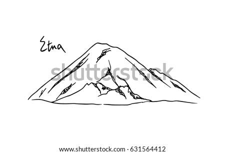 vector illustration of hand