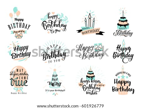 stock-vector-vector-illustration-of-happy-birthday-badge-set-design-element-for-greeting-cards-banner-print