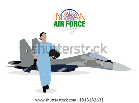 vector illustration of indian