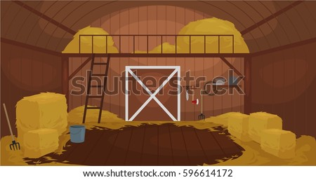 vector illustration of  inside