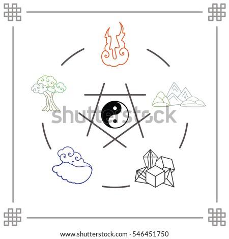 vector illustration of  main