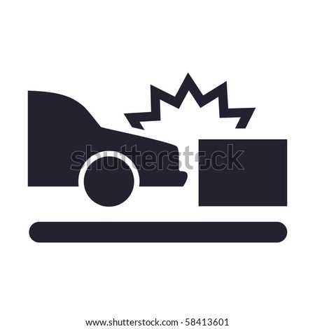 Vector illustration of modern single isolated icon