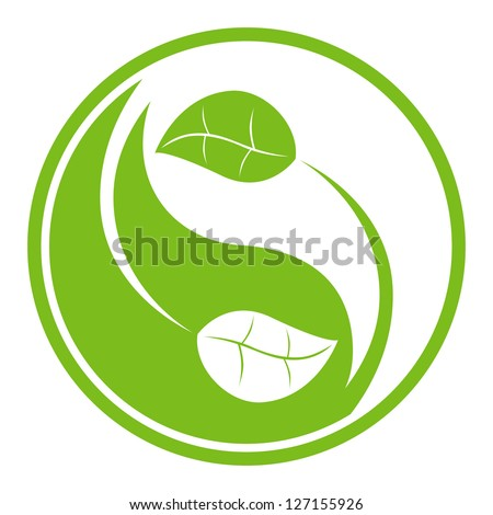 vector illustration of natural