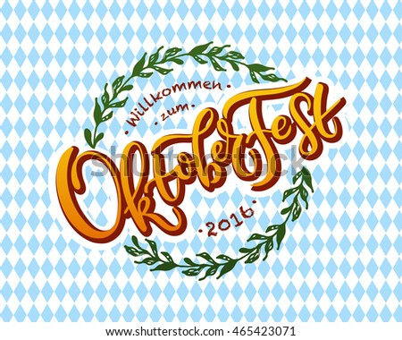 Oktoberfest Icons and Illustrations | 123Freevectors