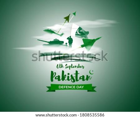 vector illustration of pakistan