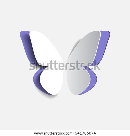 vector illustration of paper