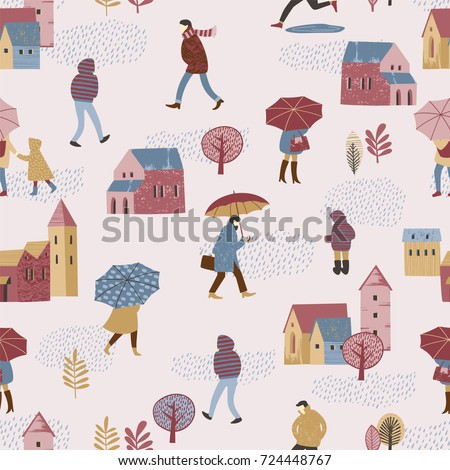 vector illustration of people