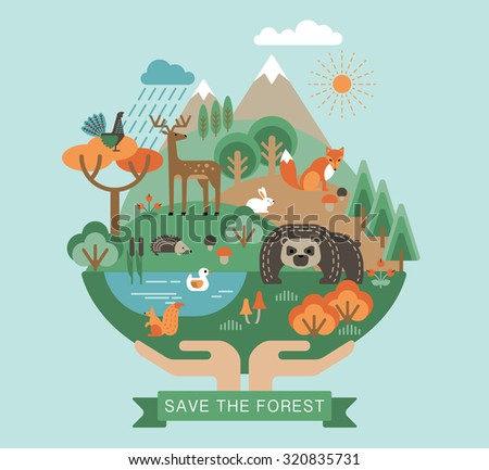 vector illustration of
