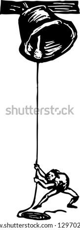 vector illustration of quasimodo
