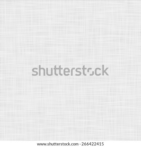 Vector illustration of realistic linen texture.Gray background Stock photo ©