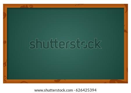 vector illustration of school