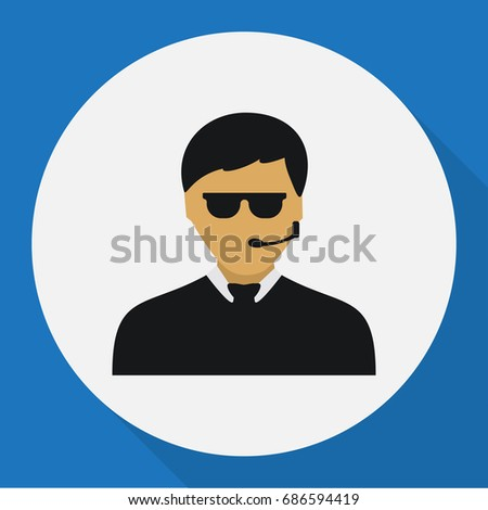 vector illustration of security