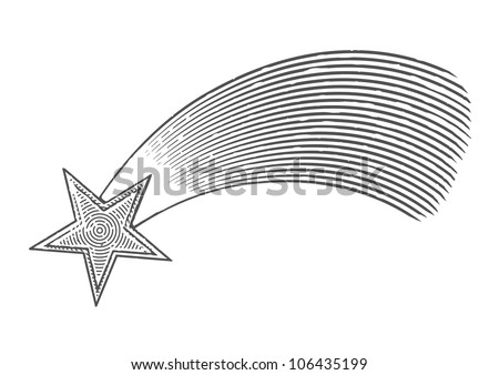 vector illustration of shooting