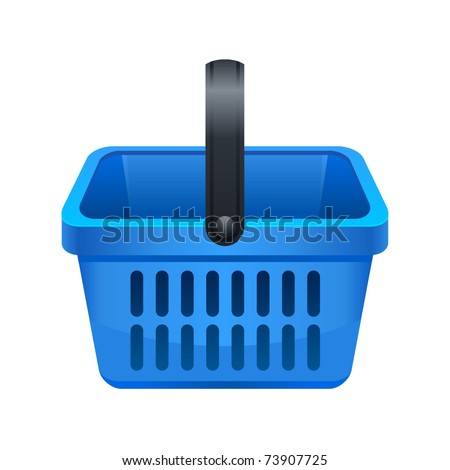 Vector illustration of Shopping Cart icon