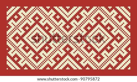 Slavic Pattern