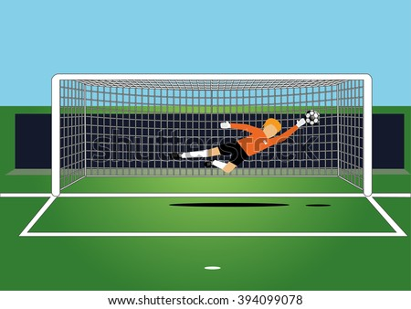 vector illustration of soccer