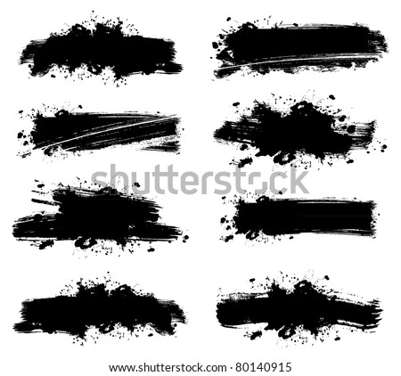 stock-vector-vector-illustration-of-splash-banners-set