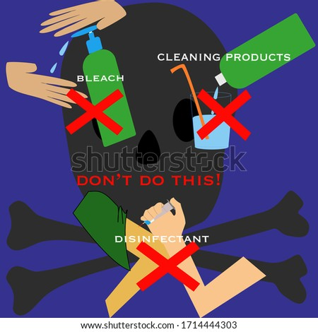 vector illustration of spraying