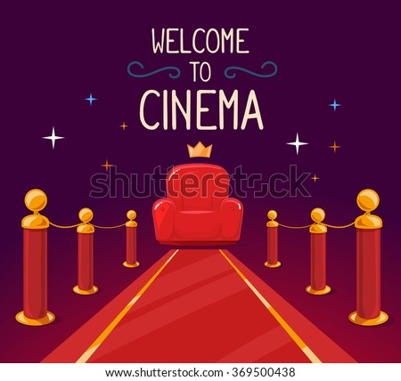 stock-vector-vector-illustration-of-star-red-carpet-and-cinema-armchair-with-text-on-purple-background-art