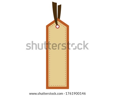 Vector illustration of sticky notes, bookmarks, Сток-фото ©