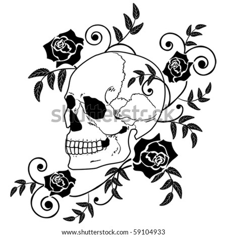 Flaming Skull Coloring Pages http://kanjis-tattoos-clowns-gangst.blogspot.com/2012/02/twisted-legion-once-again-showed-their.html