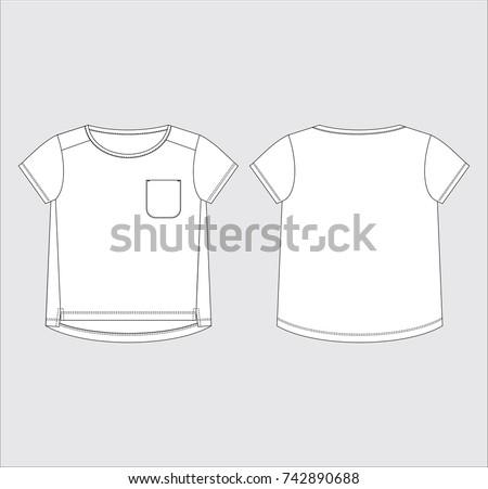 T-Shirt Modell Mann und Frau - Kostenlose Vektor-Kunst, Archiv ...