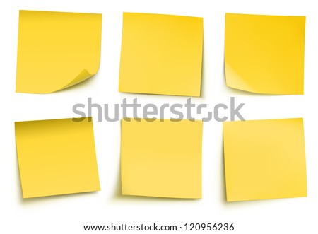 vector illustration of yellow