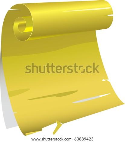 Vector illustration - old paper backgrounds